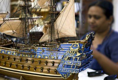 Ship Fabric Tour mauritius